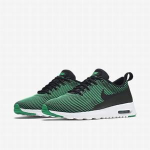 Womens Nike Air Max Thea Jacquard Running Shoes - Size 7.5