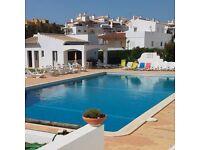 Algarve holiday rental - 2 bedroom apartment