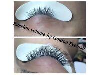 Eyelash Extensions, Lvl treatment, Eyebrows