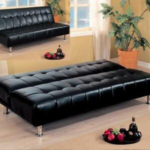 Black Futon For Sale $150