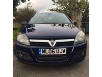 Vauxhall Astra Design CDTi 100, Half Leather, Long MOT Till Sept 17, Drives A1, Service History