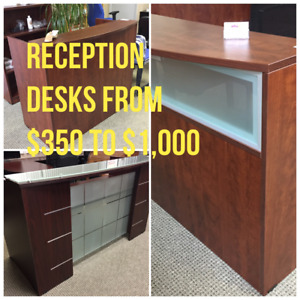 OFFICE FURNITURE, WIDE SELECTION, GREAT PRICES