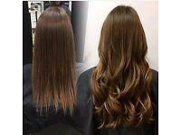 Brazilian knot-Weave Hair Extension-Pre-bonded Hair Extension - Nano Hair Extension