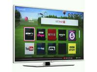 "LG 60"" Inch Smart tv with wall Mount"