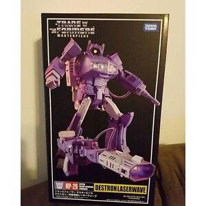 Transformers Takara Masterpiece Shockwave MISB MP29