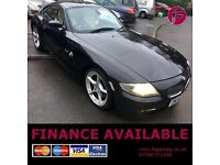 BMW Z4 Sport 3.0i Coupe - 1 YEAR WARRANTY - Excellent Service History - Long MOT - Serviced Also