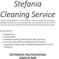 Stefania Cleaning Service