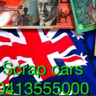 We buy Unwanted & Scrap Cars. Utes. Vans... Any conditions  South Wentworthville Parramatta Area Preview