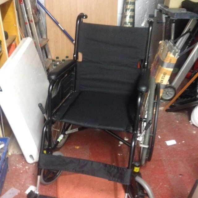 Manual Wheelchair - only used 4 times. Excellent condition.
