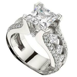 Peter Storm Engagement Ring and Wedding Band