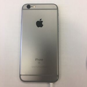 Space Gray iPhone 6S