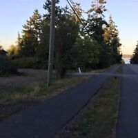 North Saanich - Fully Serviced 1/3 Acre Building Lot