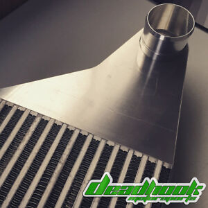 DHM stock location intercooler for 2014 Fiesta ST