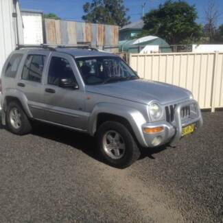 2002 Jeep Cherokee LTD 4x4 3.7 V6 Automatic Wagon Maclean Clarence Valley Preview