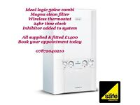 GAS SAFE ENGINEER- BOILER INSTALLS AT GREAT PRICES (ALL PLUMBING & GAS WORK CARRIED OUT )