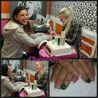 Full Professional Nail Technology Course - A few spots left!