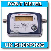 Aerial Signal Meter