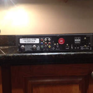 2nd of two HD Cable Receivers (for Rogers)