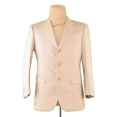 Auth BURBERRY Jacket Tailored Mens Used J11399