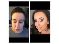 UP AND COMING MAKE UP ARTIST