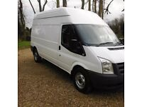 COURIER VAN HIRE FROM £600 PER MONTH FULLY INSURED