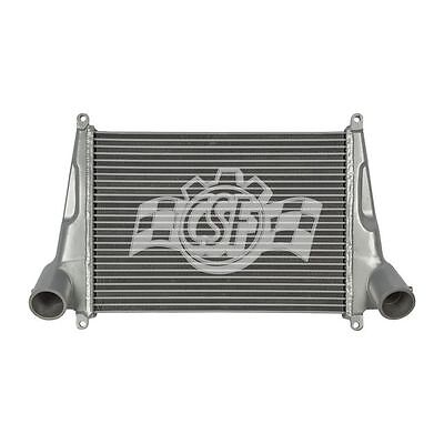 CSF Intercooler All Aluminum Tanks  Core 6051