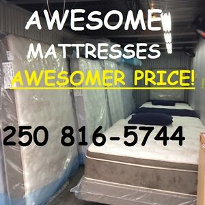 CANADIAN QUALITY BRAND NEW MATTRESS SETS LOW COST