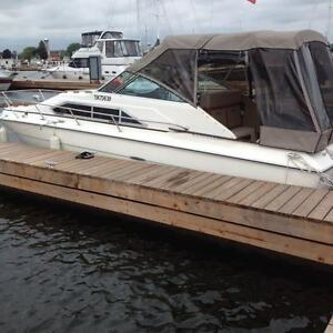 27 foot Searay Cabin Cruiser Peterborough Peterborough Area image 1