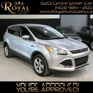2013 Ford Escape SE w/ BLUETOOTH, HEATED SEATS,