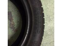 Pirelli SottoZero Winter run flat tyres