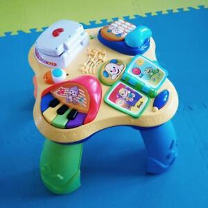 Like New Fisher Price Activity Table