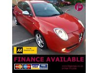 WON'T BE BEATEN ON PRICE-1 YEAR Free Warranty Including AA Cover! Alfa Romeo Mito Veloce 1.6 DIESEL
