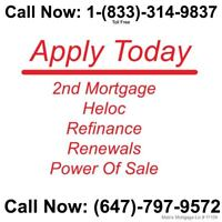 We Do 2nd 3rd Residential Construction & Private Mortgages