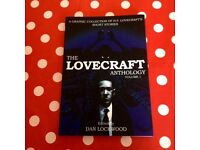 The Lovecraft Anthology Volume 1 - A Graphic Collection of HP Lovecraft's Short Stories