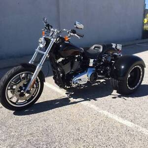 HARLEY DAVIDSON DYNA LOW RIDER TRIKE Port Kennedy Rockingham Area Preview