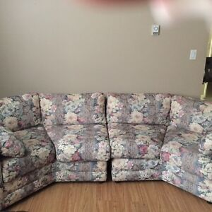 Comfortable Norwalk 2-Piece Couch