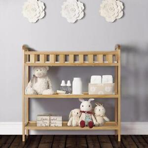 NEW DREAM ON ME EMILY CHANGING TABLE - NATURAL