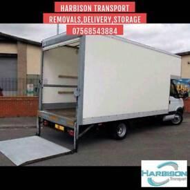 Harbison removals delivery storage,free,scrap,man with van,fridge,rubble,suite,office