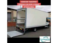 Harbison removals delivery storage,free,scrap,man with van,fridge,rubble,suite,office