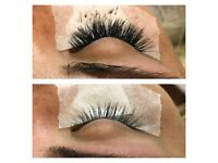 Eyelash extension, Party Lashes, Individual (classic) Russian volume
