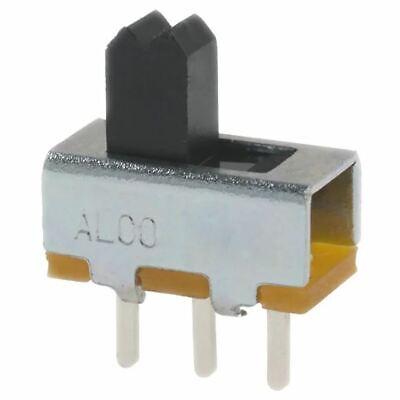 Pack Of 6 1825115-1 Switch Slide Spdt Top Slide 0.25a 125vac 12vdc Pc Pins Thr