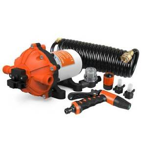 Seaflo Deckwash pump kit Wangara Wanneroo Area Preview