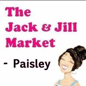 The Jack & Jill Market Paisley Lagoon Leisure Centre Sat 19th August 2017