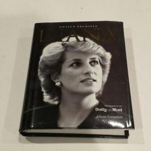 DIANA - UNSEEN ARCHIVES BOOK