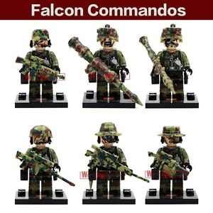 Call of duty! FALCON COMMANDOS Heavy Fire Weapons Tactics,Lego Yellowknife Northwest Territories image 4