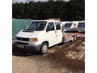Volkswagen T4 Doka Car Transporter : Project / for Repair.