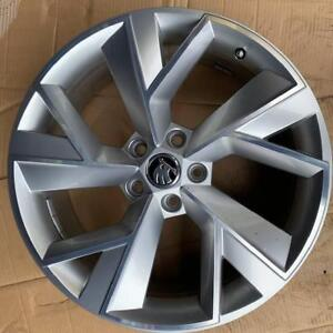 4x genuine skoda alloy wheels new , shipping available Liverpool Liverpool Area Preview