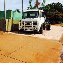 1422 Mercedes single axle prime mover , Broome 6725 Broome City Preview