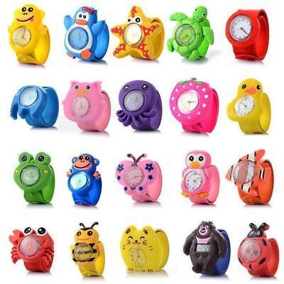 Sweet Children 3D Annimals Cartoons Watch Wrist Watches Quartz For Kids Toy - Sweets For Kids