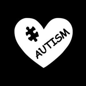 Autism decal ( new)